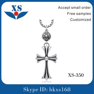 Stainless Steel Cross Pendant for Necklace pictures & photos
