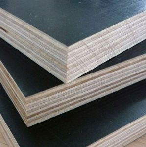 20mm Black Film Faced Plywood with Mr Glue pictures & photos