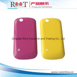 Cellphone Cover Parts with Painting pictures & photos