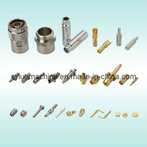 CNC Machining Brass Steel Aluminum Machined Parts pictures & photos