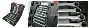 13PCS Professional High Quality Gear Wrench Tool Set pictures & photos