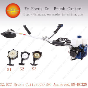 32.6cc Side-Attached Cg328 Grass Trimmer with 1e36f pictures & photos