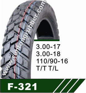 Motorcycle Tire/Tyre 110/90-16 Tube or Tubeless Tire Woth DOT, ECE, pictures & photos