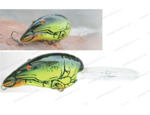 Top Grade Plastic Fishing Lure (HW013) pictures & photos