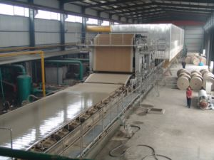 Fluting Paper Cardboard Paper Machine Kraft Paper Corrugated Paper Machine pictures & photos