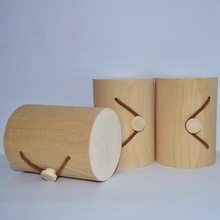Soft Pure Wooden Cork Bark Packing Storage Box for Sale pictures & photos