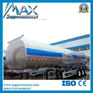 2/3/4axle Aluminum Tanker Trailer pictures & photos