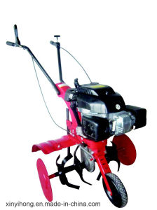 Gasoline 4.5HP Mini Garden Rotary Tiller pictures & photos