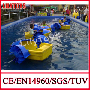 Water Toy Swimming Pool Kids Plastic Hand Boat for Sale pictures & photos