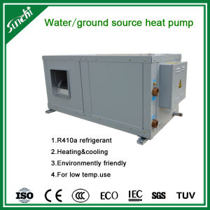 -35c Winter 5kw Heat Pump Geothermal Cooling and Heating System pictures & photos