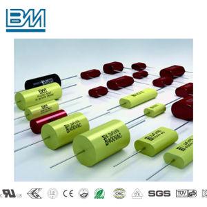 Cbb21 Metallized Film Capacitor for DC Circuits