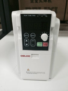 0.75kw Delixi New AC Drive Frequency Inverter 220V