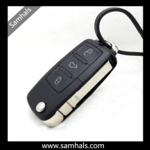 Remote Controller with Key Folding Key VW B5 (SH-QD150) pictures & photos