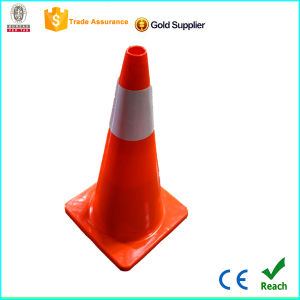 70cm PVC Traffic Cone with CE pictures & photos
