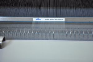Dpp110t-34W White Monofilament Polyester Screen Printing Mesh pictures & photos