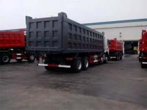 HOWO 8X4 371HP Dump Truck 33m3 with 40ton Capacity pictures & photos
