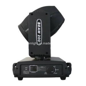 5r Sharpy Moving Head Beam 200W Stage Nigh Club Equipment pictures & photos