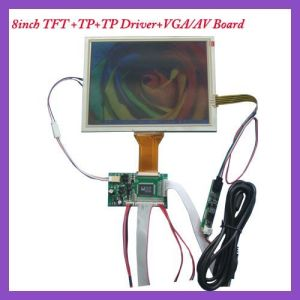 Rg080na-05b 8inch TFT LCD Screen 800X600 Display pictures & photos