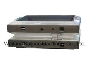 Sandbox in Casting Machine system
