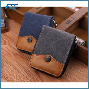 Top Layer Leather Genuine Leather Men Wallet pictures & photos