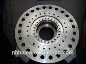CNC Machined Locomotives Parts pictures & photos