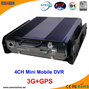 4 Channel mobile Bus Surveillance Systems pictures & photos