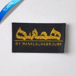 Eco Friendly Woven Garment Label pictures & photos