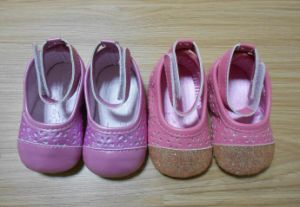 New Style Baby Shoes Canvas Shoes Flat Shoes Leisure Shoes (BH-1) pictures & photos
