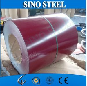 Ral 3005 Prepainted Galvanized Color Coated Steel Coil/PPGI pictures & photos