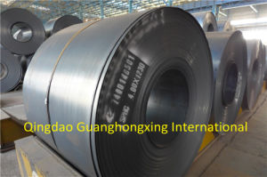 Q195, Q235, JIS Ss400, BS S235jr Hot Rolled Steel Coil pictures & photos