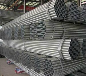 Pre-Galvanized 1inch Round Steel Pipe for Greenhouse pictures & photos