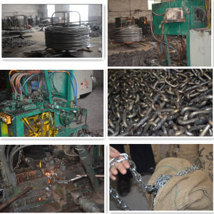 High Tensile Welded Metal Chain pictures & photos