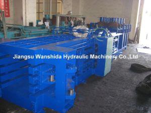 Hydraulic Plastic Baler