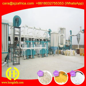 Corn Grinder Maize Flour Making Machine pictures & photos