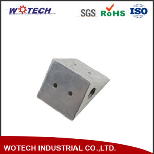 CNC Surface Triangle Parts of OEM Process