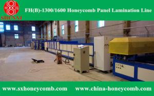 Hf (B) -1300 Honeycomb Panel Machine Line pictures & photos