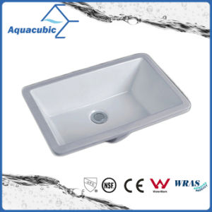 Bathroom Basin Underounter Ceramic Sink (ACB2001) pictures & photos