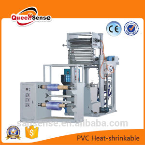 PVC Heat-Shrinkable Plastic Film Machine pictures & photos