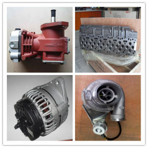 Air Compressor\ Cylinder \ Generator \ Turbocharger pictures & photos