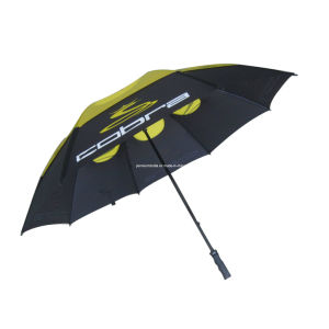 Big Size Double Layers Golf Umbrella (GU017) pictures & photos