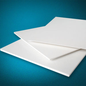 Polyvinyl Choride Sheet (PVC Celuka Foam Sheet) pictures & photos
