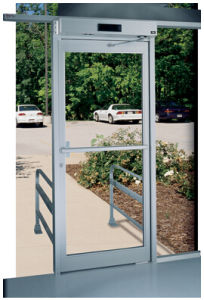 Automatic Swing Doors with CE, SGS, ISO9001; 2000 (DS-S180) pictures & photos