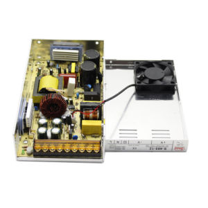 S-400-12 400W 12V 33A Switching Power Supply with Selected Input pictures & photos