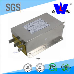 Three Phase Output Low Loss EMI Power Line Filters pictures & photos