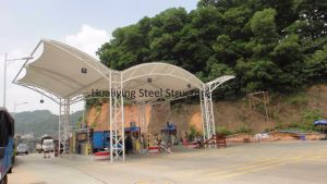 Tensile Membrane Structure From China pictures & photos