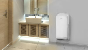 New Generation Hotel Sensor Automatic Fast Dry Jet Hand Dryer pictures & photos