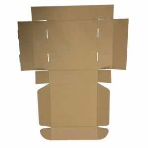 Protective Packaging Kraft Box with Custom Logo pictures & photos