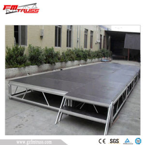 China Trailer Mobile Stages for Sale in Factory Price pictures & photos