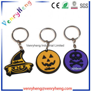 OEM Custom PVC Keychain Rubber Key Chain for Promotional Gifts pictures & photos