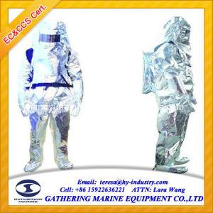 Solas Approved Aluminium Foil Fabric Fireproof Suit pictures & photos